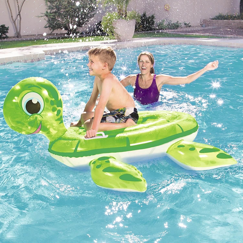 Badeinsel für Kinder
